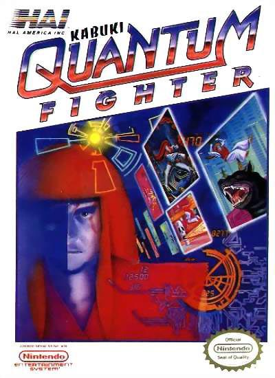boîte du jeu kabuki quantum fighter