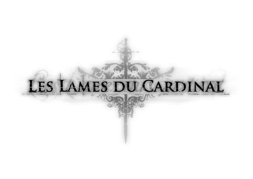 logo du jeu les lames du cardinal