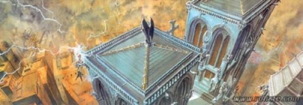 Le paravent de la troisième édition (source : www.rôliste.com)