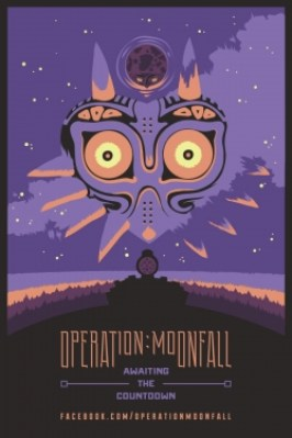 Poster de l'opération Moonfall