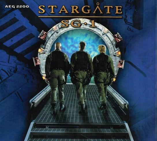 L'équipe SG1 de dos