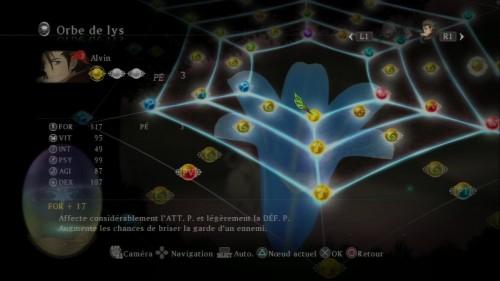 Le système des Orbes de Lys