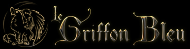 Griffon bleu logo