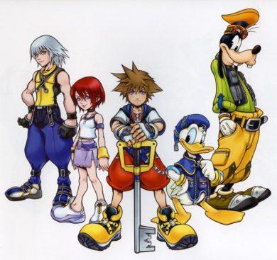 Les principaux personnages de ce premier opus