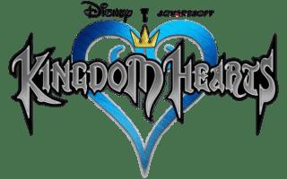 Kingdom Hearts 1 logo