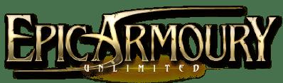 Epic Armoury Unlimited logo