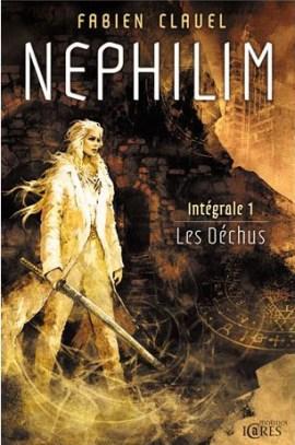 couverture du tome 1 de l'intégrale de Nephilim