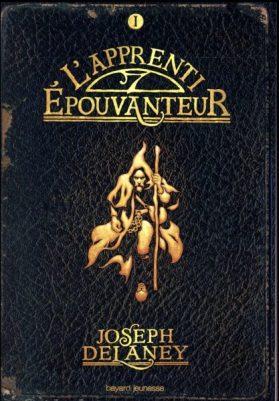 Couveture du tome 1 de l'épouvanteur