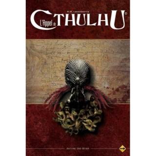 Couverture d'un manuel de la 6e edition de l'appel de Cthulhu