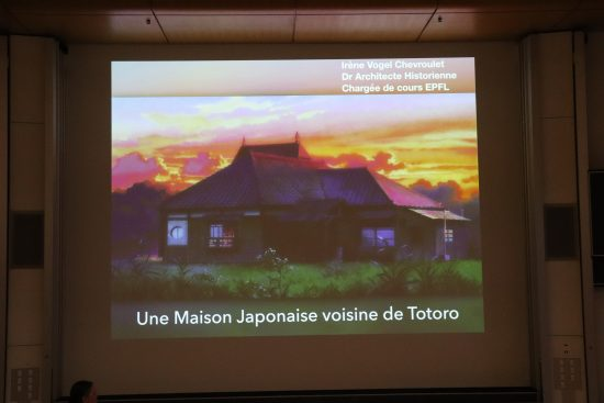 Conférence tradition maison japon