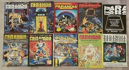Paranoia - Bases