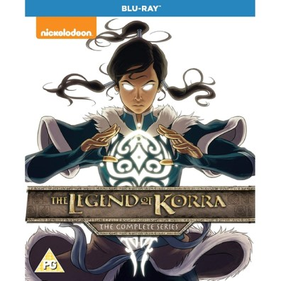 La légende de Korra -Série