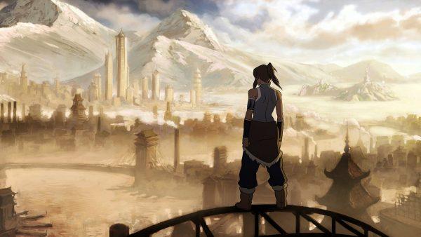 La légende de Korra - Univers