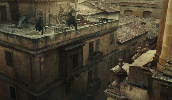 assassin's creed film combats