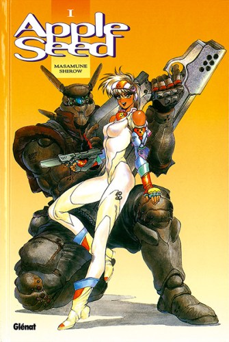 appleseed tome 1