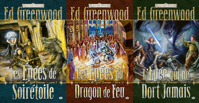 Les Chevaliers de Myth Drannor - Ed Grenwood