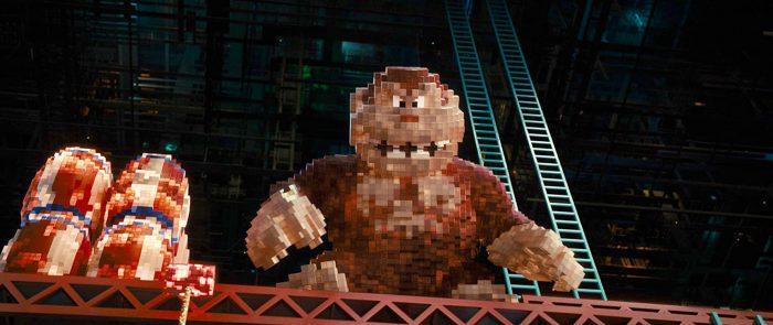 Pixels - Donkey Kong