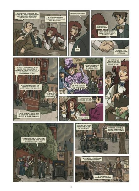 Clues tome 1 page 9