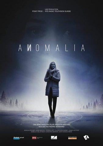 Anomalia - L'affiche annonce la couleur