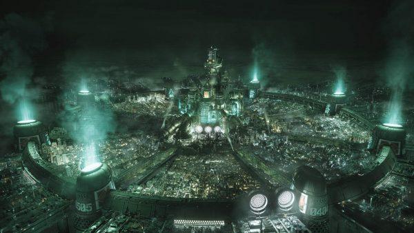 Final Fantasy VII Remage - Midgar