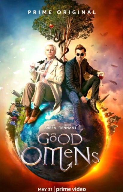 Affiche de Good Omens