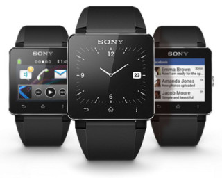 Sony SmartWatch 2 applications