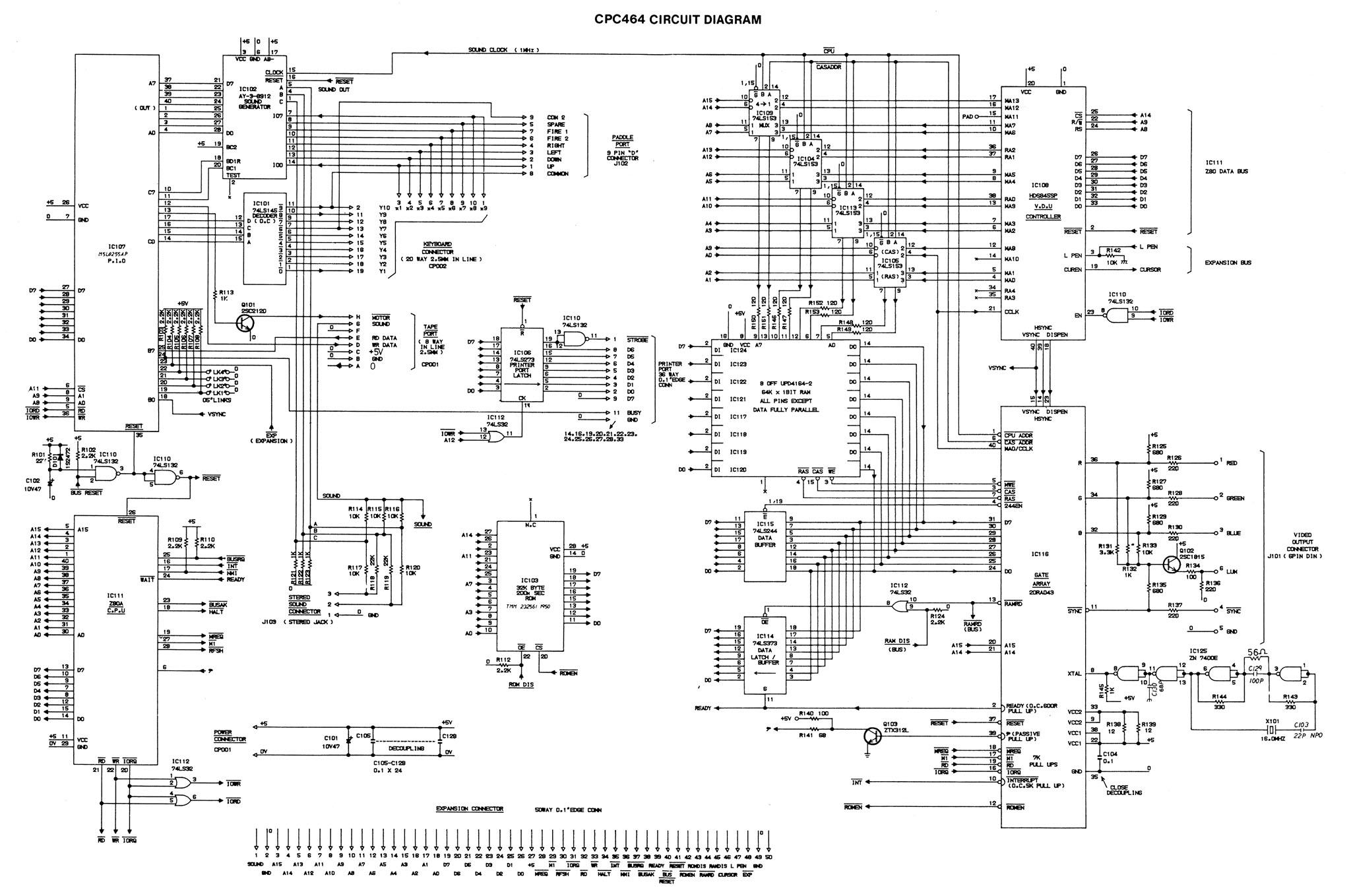 L Histoire Du Merveilleux Amstrad Cpc 464