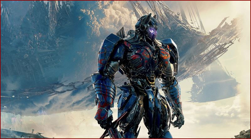Transformers 5 : The Last Knight