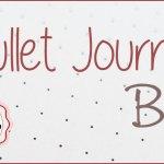 Le Bullet Journal ou Bujo