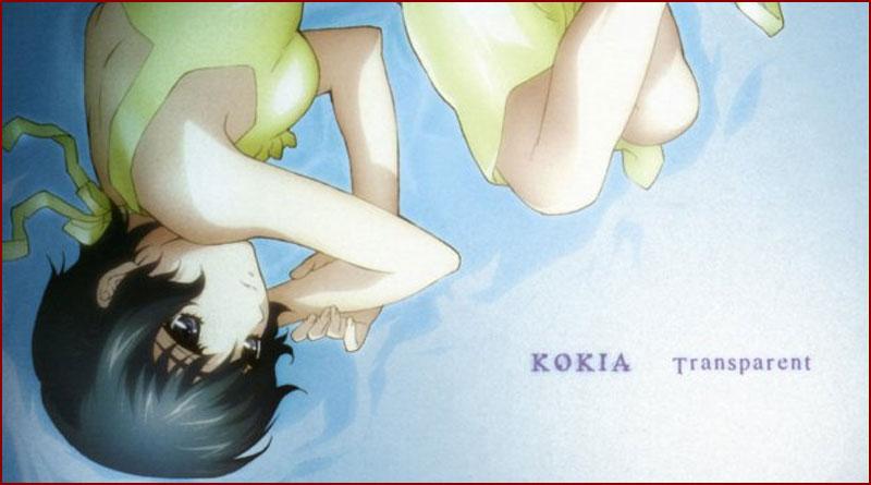 Transparent - Kokia
