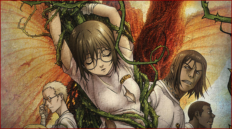 King Of Thorn, Ibara no Ou : le roi des ronces