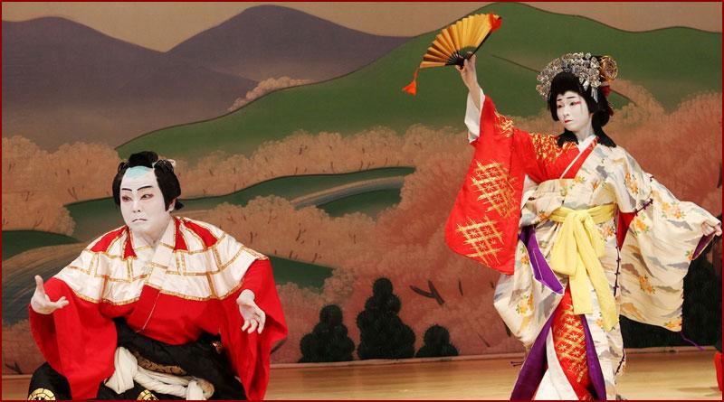 Le kabuki [Théâtre Japonais]
