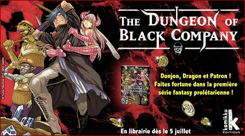 The Dungeon Black Company