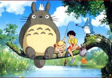 Les films Ghibli arrivent sur Netflix !!