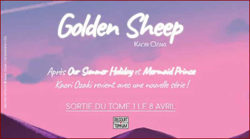 Golden Sheep