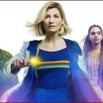 Jodie Whittaker rempilera pour la saison 13 de Doctor who !
