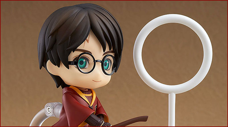 Nendoroid - Harry Potter Quidditch Ver. (Harry Potter)