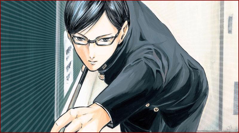 Sakamoto - Pour vous servir !