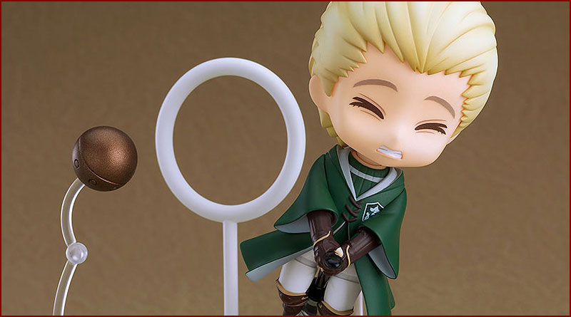 Nendoroid - Drago Malefoy Quidditch Ver. (Harry Potter)
