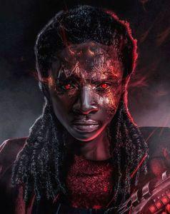 BossLogic : L'artiste qui transforme les personnages de Stranger Things en X-Men