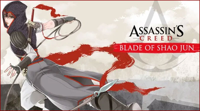 Assassin's Creed - Blade of Shao Jun