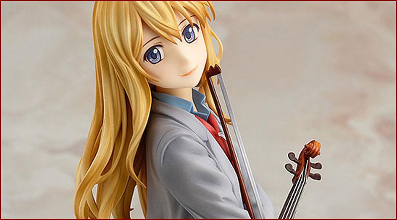 Good Smile Company - Kaori Miyazono 1/8 Complete Figure (Your Lie in April)
