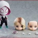 Nendoroid - Spider-Gwen Spider-Verse Ver. DX (Spider-Man: Into the Spider-Verse)