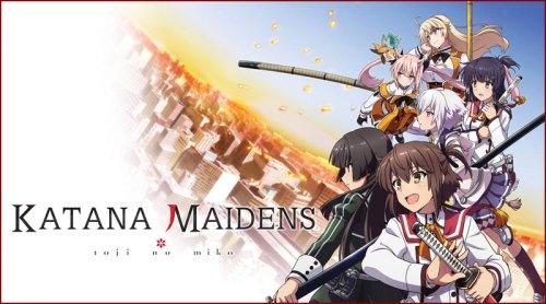 Katana Maidens - Toji no Miko