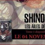 Shinotori - Les ailes de la mort