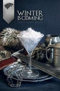 Des cocktails Game of Thrones