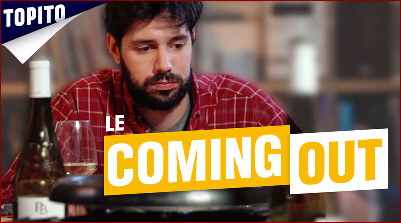 Le coming out : un sketch topito