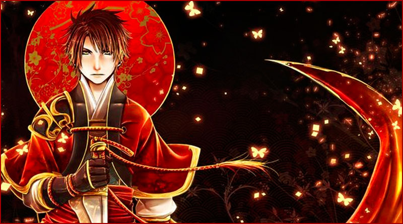 Ayakashi, Légendes des cinq royaumes
