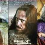 Quelques affiches de Kaamelott !!