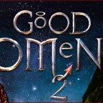 Good Omens reviendra pour une saison 2 \o/